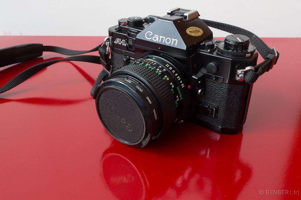 Présentation du Canon A1