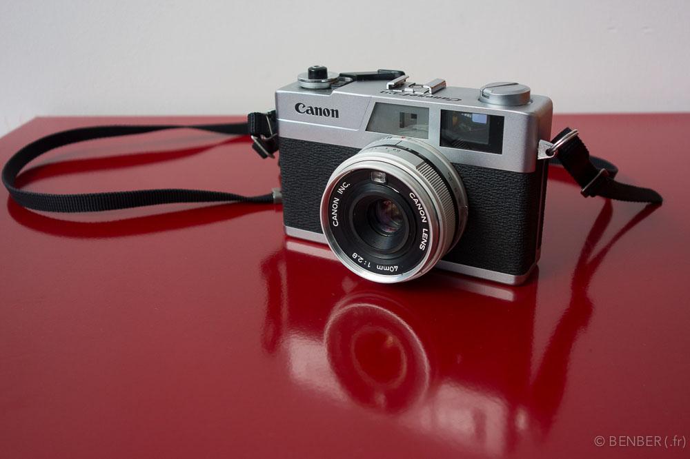 5 alternatives au Canonet 28.
