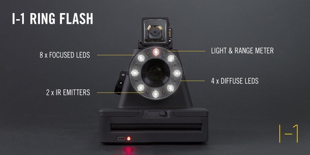 lomo'instant wide vs polaroid I-1