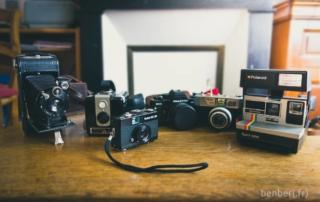 vérifier son appareil photo argentique avant achat