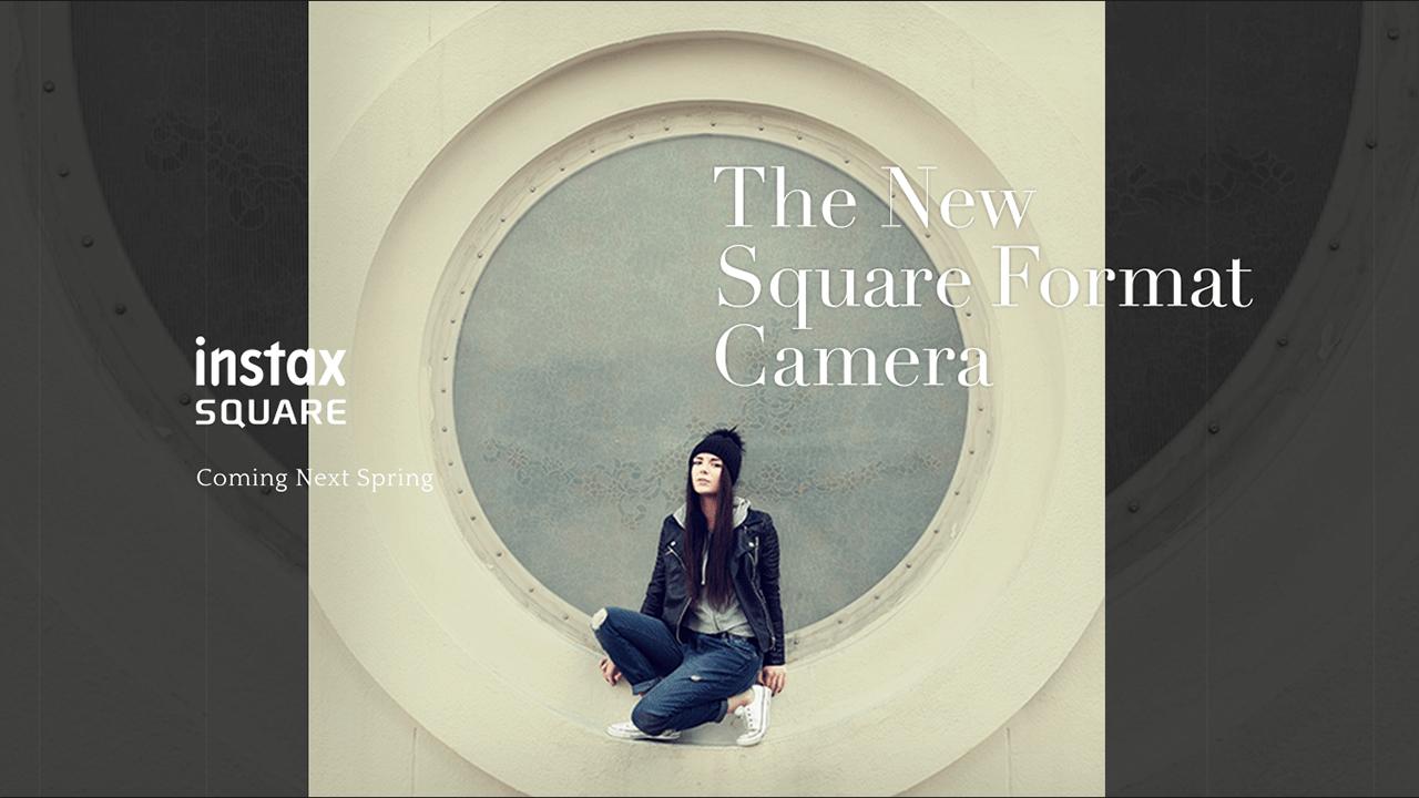 Instax Square