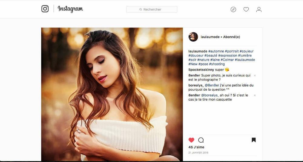 lutter contre le vol de photos sur les réseaux sociaux