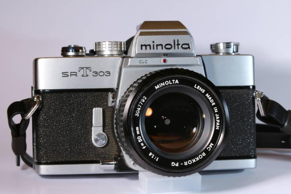 choisir son appareil photo argentique en 2018