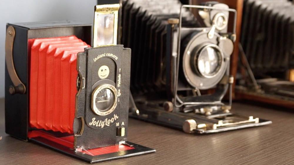 jollybook appareil photo instantané et sténopé