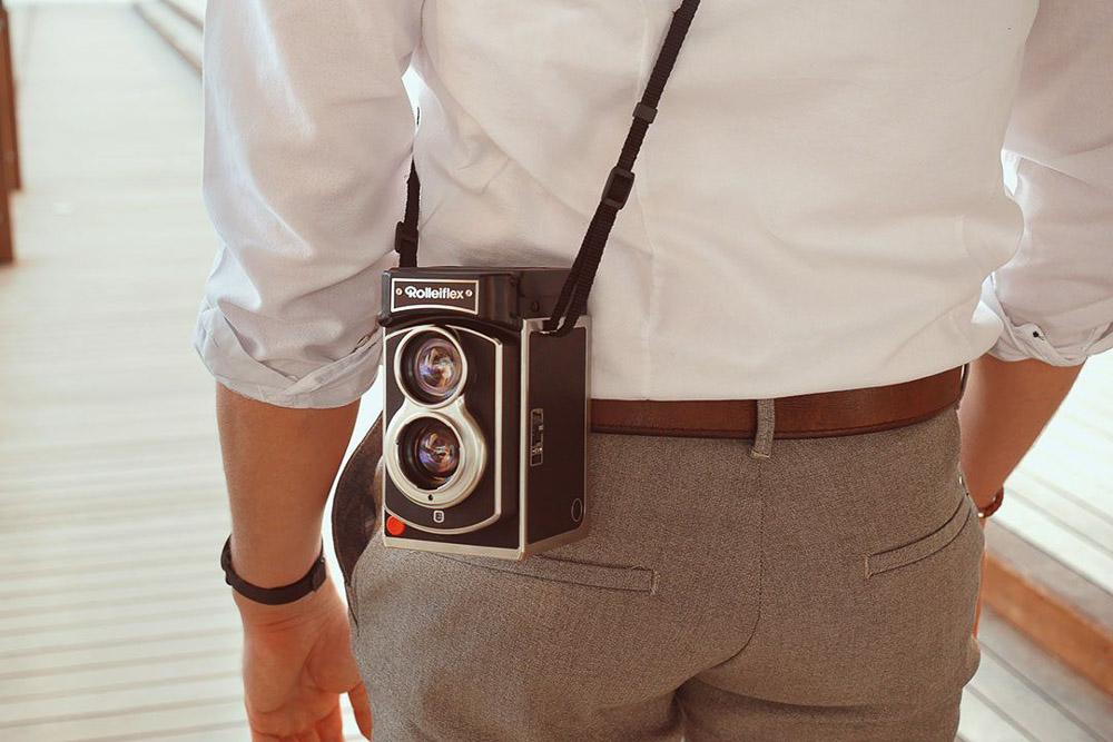 rolleiflex, instant caméra, fujifilm instax