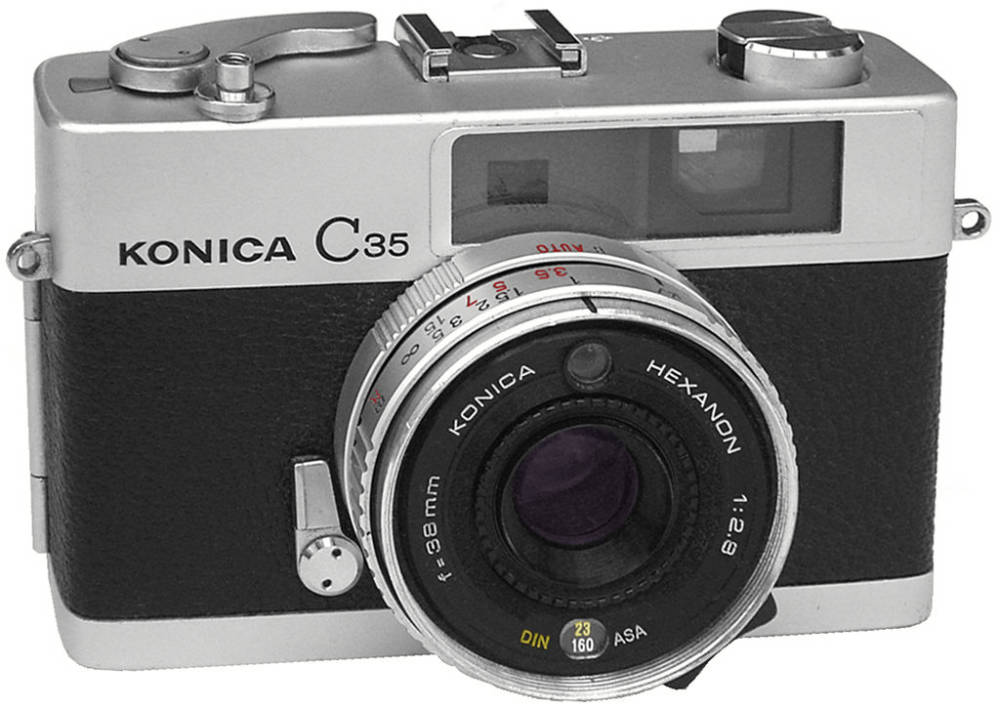 konica c35