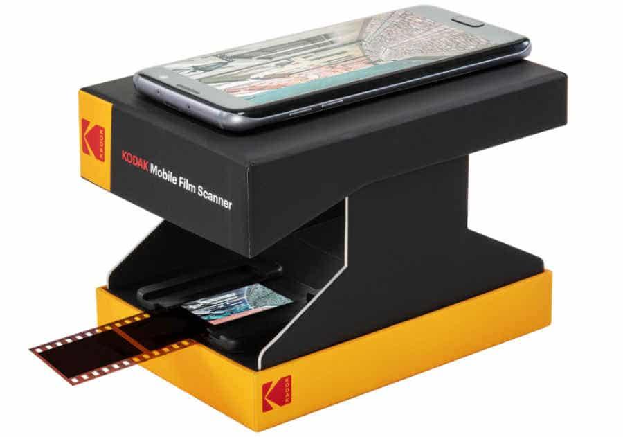 kodak mobile scanner