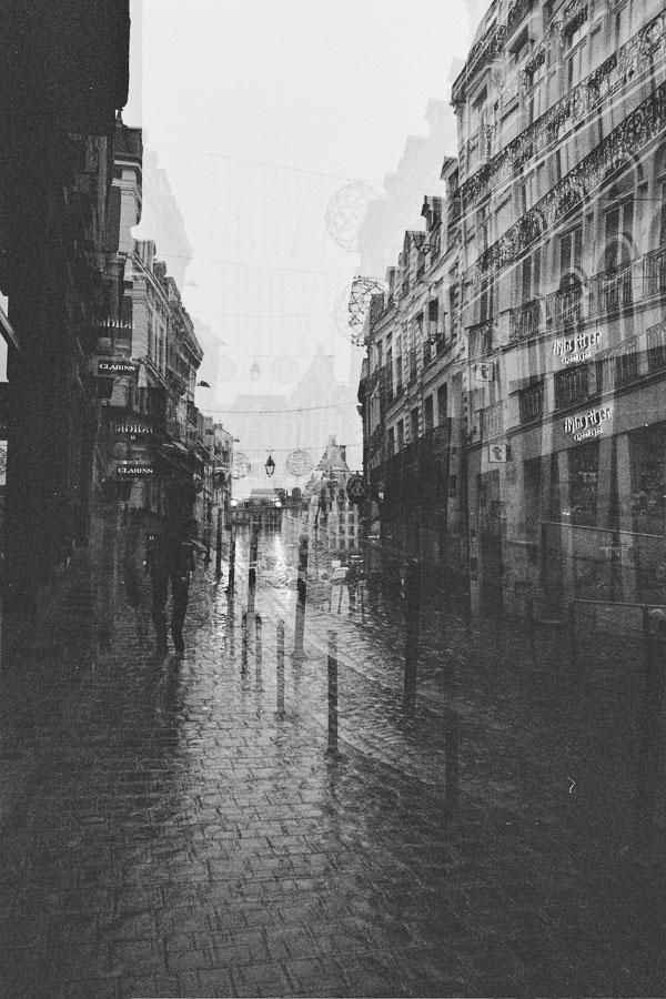 Enzo Gigante photographe argentique sur Lille