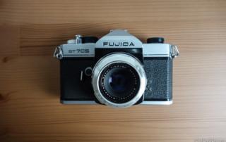 Revue du Fujica ST705