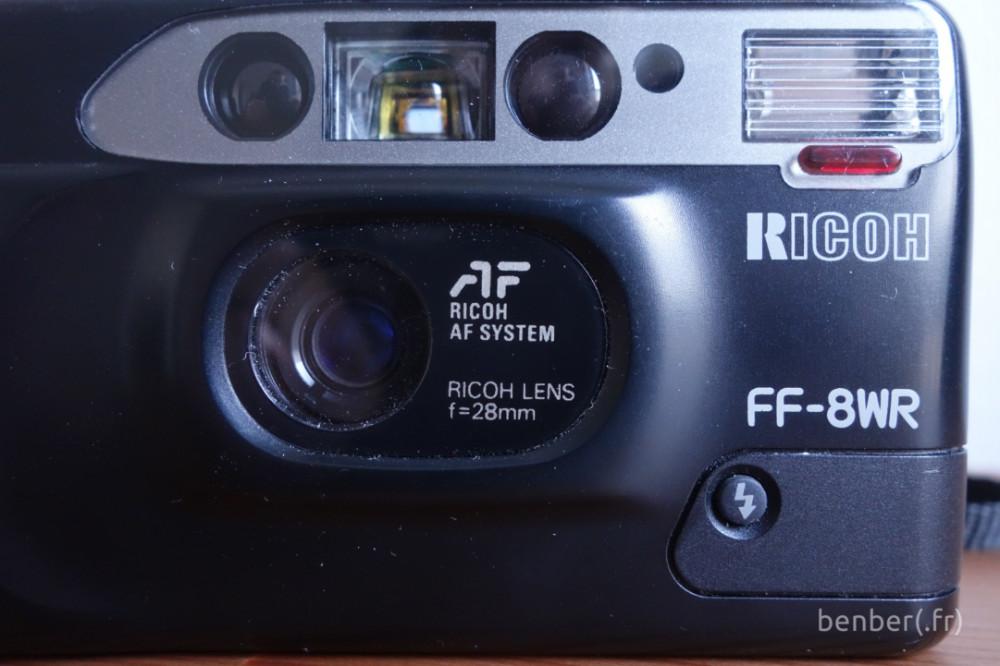 revue du ricoh ff-8wr