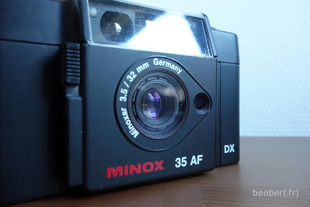 revue du minox 35 af