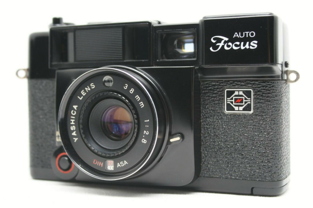 5 alternatives au nikon L35 AF, yashica auto focus