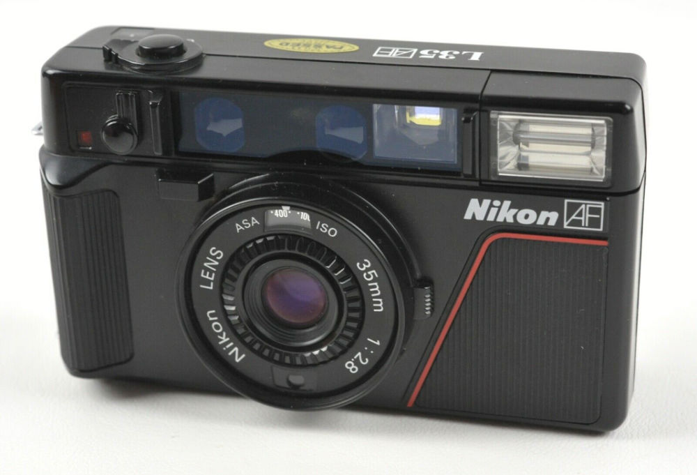 5 alternatives au nikon L35 AF