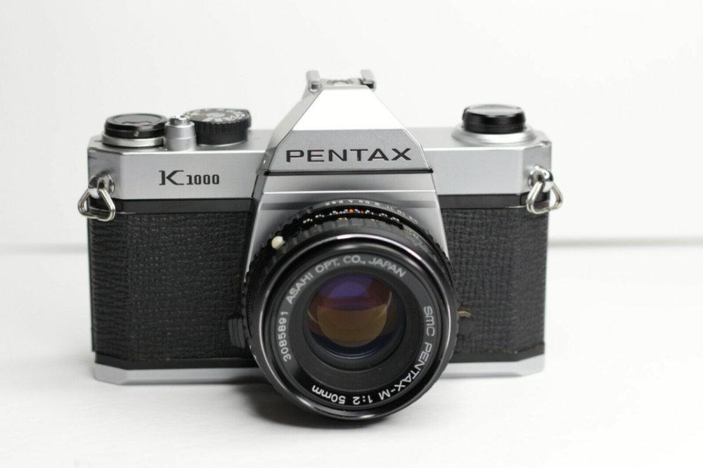 10 reflex mécaniques abordables. pentax k1000