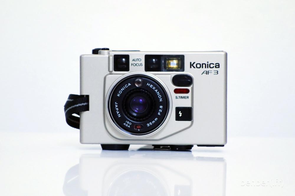 revue du konica af3